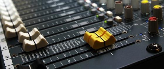 Multimedia mixer