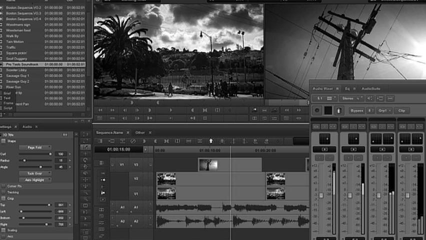 Audi & video